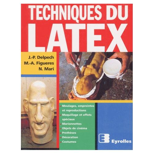 Photo TECHNIQUES DU LATEX - EYROLLES - achat sculpture en ligne avec Cigale et Fourmi