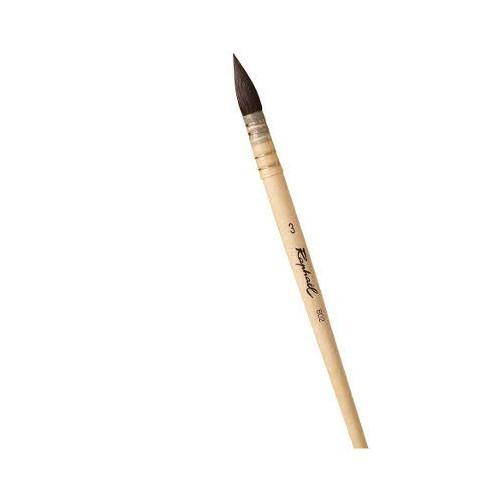 Pinceau Raphael 802-3 - Pinceaux - Cigale et Fourmi