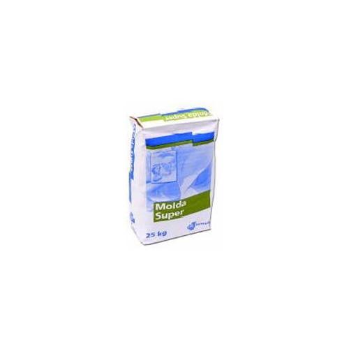 PLATRE MOLDA SUPER - SAC DE 25KG - Alginate, Plâtres, Résine acrylique Gesmonite - Cigale et Fourmi
