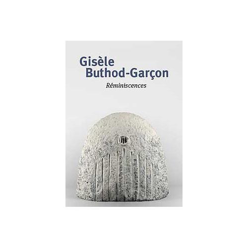 Photo GISELE BUTHOD-GARCON : REMINISCENCES - achat livres-poterie-et-ceramique en ligne avec Cigale et Fourmi