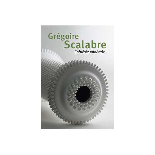 Photo GREGOIRE SCALABRE - FRENESIE MINERALE - achat livres-poterie-et-ceramique en ligne avec Cigale et Fourmi