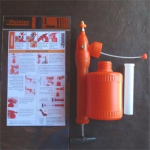 Photo PISTOLET D'EMAILLAGE A MAIN PAINTEC - achat outils-d-emaillage en ligne avec Cigale et Fourmi