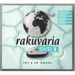 DVD RAKUVARIA -