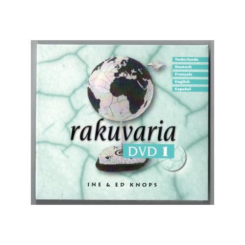 Photo DVD RAKUVARIA - - achat raku en ligne avec Cigale et Fourmi