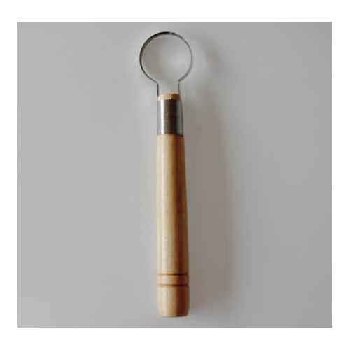 Photo MIRETTE TRES LARGE - BORD COUPANT - achat outils-de-modelage en ligne avec Cigale et Fourmi