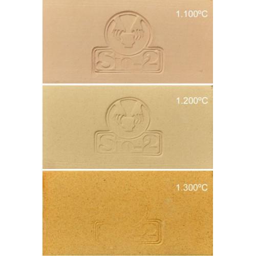 Photo PRGI - GRES - CHAMOTTE IMPALPABLE 0 à 0,2mm -12.5 Kg - achat terres-a-gres en ligne avec Cigale et Fourmi