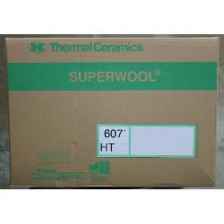 FIBRE SUPERWO607 non toxique - ep 25mm - larg 61 cm - le mètre - Fibres, briques, ciment - Cigale et Fourmi