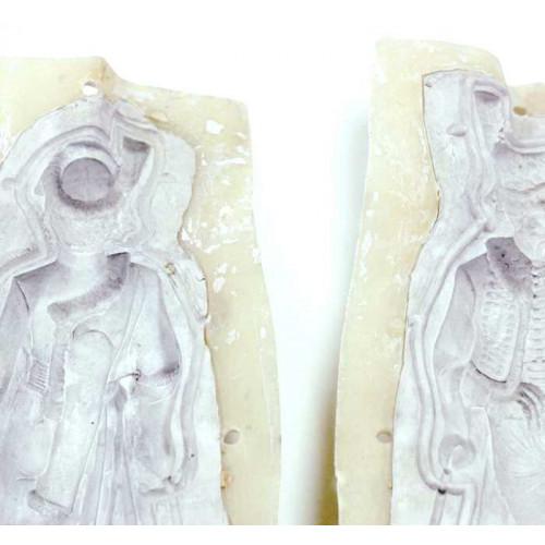 Photo SILICONE RTV N°4 + DURCISSEUR - 1 Kg - achat silicones-alginates-et-latex en ligne avec Cigale et Fourmi