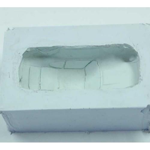 Photo SILICONE RTV N° 5 + DURCISSEUR - 5 Kg - achat silicones-alginates-et-latex en ligne avec Cigale et Fourmi