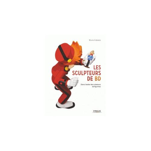 Photo LES SCULPTEURS DE BD - achat livres-sculpture en ligne avec Cigale et Fourmi