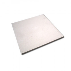 PLAQUE 400 X 370 X 13 - ALCORIT 1350°C