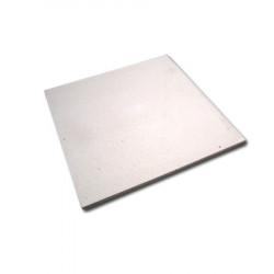 Photo PLAQUE 440 X 400 X 16 - ALCORIT - achat materiel-d-enfournement en ligne avec Cigale et Fourmi