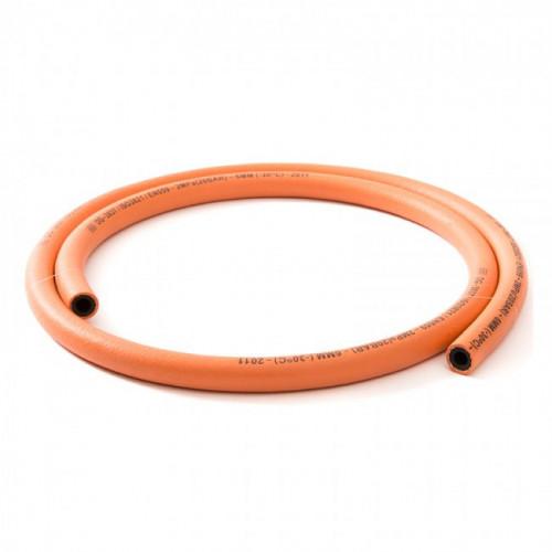 Photo TUYAU SOUPLE POUR GAZ PROPANE-3 METRES - achat materiaux-pour-construire-son-four-raku en ligne avec Cigale et Fourmi