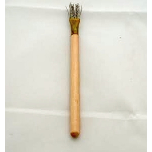 Photo PINCEAU FILS METAL - achat outils-de-modelage en ligne avec Cigale et Fourmi