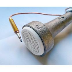 BRULEUR SEUL RAKU 15 Kw + VANNE + PROTECTION THERMIQUE - Brûleurs gaz propane - Cigale et Fourmi