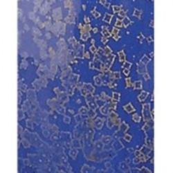 EMAIL FAIENCE SANS PLOMB BLEU CRISTAL - 500g - Émaux faïence en poudre 940°C - 1080°C - Cigale et Fourmi