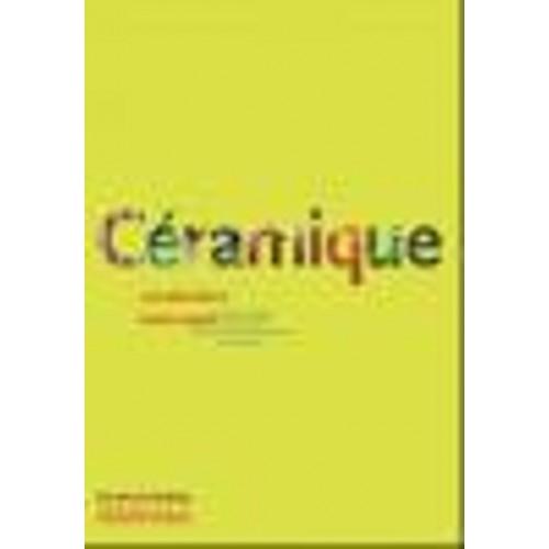 Photo CERAMIQUE - VOCABULAIRE TECHNIQUE - achat livres-sur-le-travail-de-la-terre en ligne avec Cigale et Fourmi