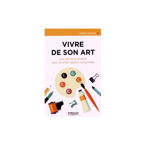 Photo VIVRE DE SON ART - PROFESSION ARTISTE - achat livres-sculpture en ligne avec Cigale et Fourmi