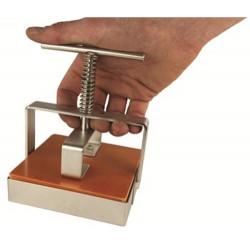 EMPORTE PIECE CARREAUX 171 X 171 mm - Outils de modelage - Cigale et Fourmi