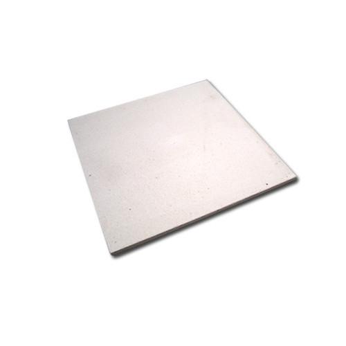 Photo PLAQUE 410  X 370 X 16 - ALCORIT 1350°C - achat materiel-d-enfournement en ligne avec Cigale et Fourmi