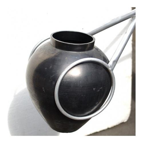 PINCE RAKU -BOUTS RONDS N°3- DIAM 10 cm - Outils pour le raku - Cigale et Fourmi