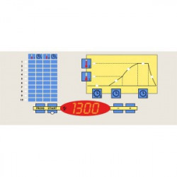 RÉGULATION E103 - 1320°C - carte pour four ENITHERM
