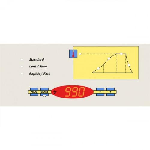 Photo REGULATION TEMPERATURE 1100°C + COFFRET PRISE DP - achat regulations-de-temperature en ligne avec Cigale et Fourmi