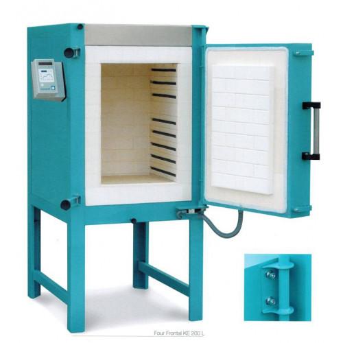 Photo FOUR ROHDE 1280°C KE 250L + TC 304 - 250 LITRES - achat fours-gres-electriques en ligne avec Cigale et Fourmi