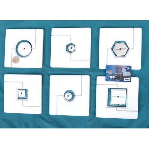 Photo KIT 6 OUTILS POUR EXTRUDER DES TUBES CREUX - achat materiel-d-atelier en ligne avec Cigale et Fourmi