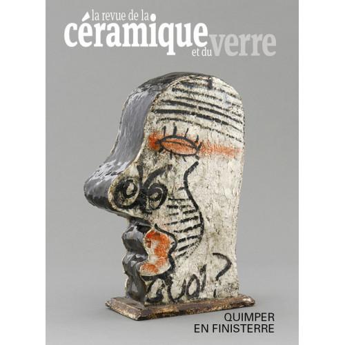 Photo LA REVUE DE LA CERAM n°207 mars-avril 2016 - achat la-revue-de-la-ceramique-et-du-verre en ligne avec Cigale et Fourmi