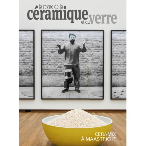 Photo LA REVUE DE LA CERAM n°206 janv-fév 2016 - achat la-revue-de-la-ceramique-et-du-verre en ligne avec Cigale et Fourmi