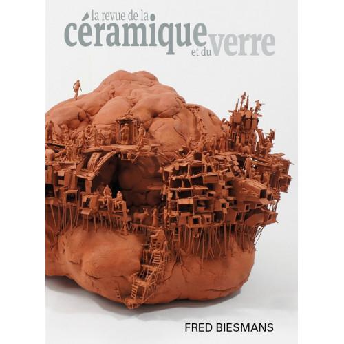 Photo LA REVUE DE LA CERAM n°204 espt-oct 2015 - achat la-revue-de-la-ceramique-et-du-verre en ligne avec Cigale et Fourmi