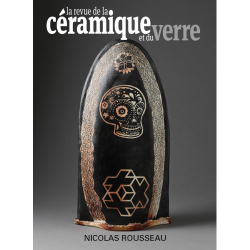Photo LA REVUE DE LA CERAM n°203 Juil - Août 2015 - achat la-revue-de-la-ceramique-et-du-verre en ligne avec Cigale et Fourmi