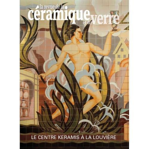 Photo LA REVUE DE LA CERAM n°201 mars-avril 2015 - achat la-revue-de-la-ceramique-et-du-verre en ligne avec Cigale et Fourmi