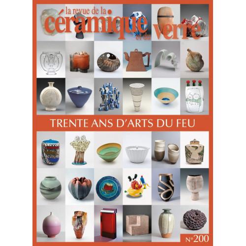 Photo LA REVUE DE LA CERAM n°200 janv-fév 2015 - achat la-revue-de-la-ceramique-et-du-verre en ligne avec Cigale et Fourmi