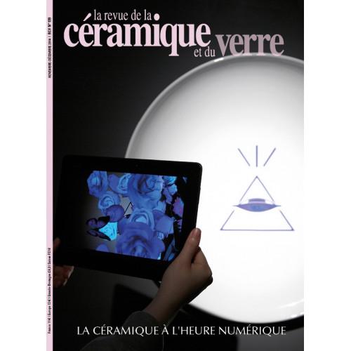 Photo LA REVUE DE LA CERAM n°199 sept-oct 2014 - achat la-revue-de-la-ceramique-et-du-verre en ligne avec Cigale et Fourmi