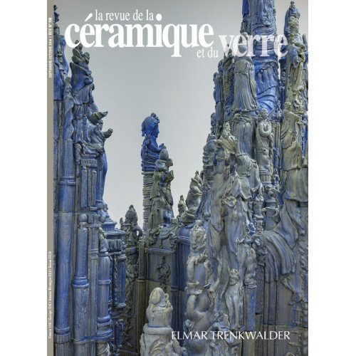 Photo LA REVUE DE LA CERAM n°198 juil-août 2014 - achat la-revue-de-la-ceramique-et-du-verre en ligne avec Cigale et Fourmi