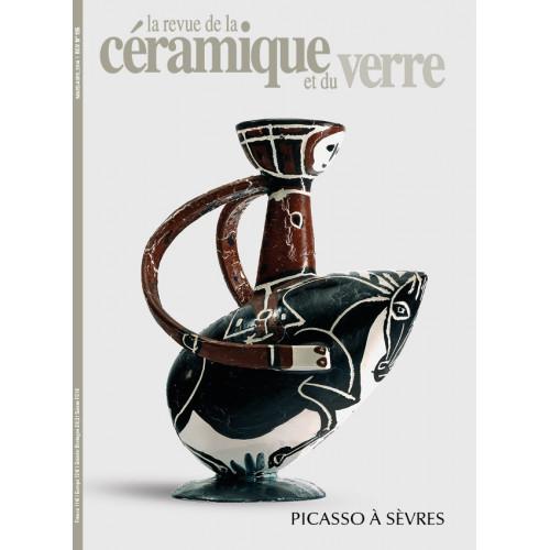 Photo LA REVUE DE LA CERAM n°195 mars-avril 2014 - achat la-revue-de-la-ceramique-et-du-verre en ligne avec Cigale et Fourmi