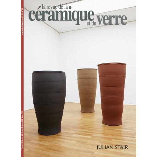 Photo LA REVUE DE LA CERAM n°193 nov -dec 2013 - achat la-revue-de-la-ceramique-et-du-verre en ligne avec Cigale et Fourmi
