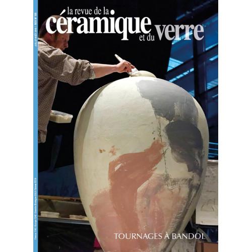 Photo LA REVUE DE LA CERAM n°191 Juill - Aout 2013 - achat la-revue-de-la-ceramique-et-du-verre en ligne avec Cigale et Fourmi