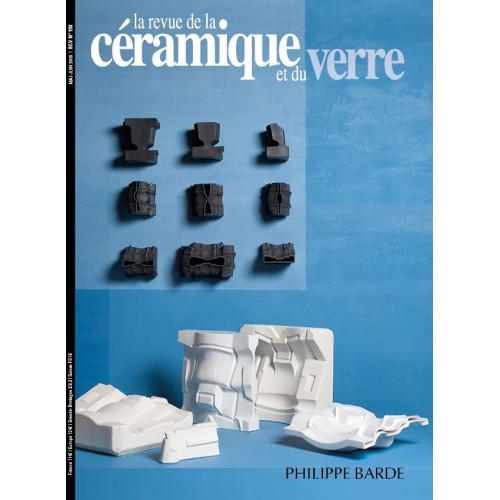 Photo LA REVUE DE LA CERAM n°190 mai-juin 2013 - achat la-revue-de-la-ceramique-et-du-verre en ligne avec Cigale et Fourmi