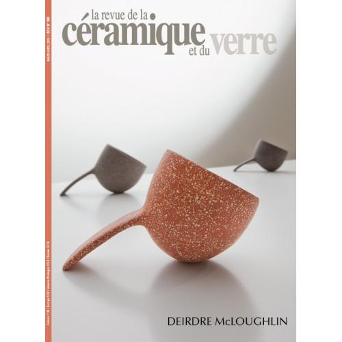 Photo LA REVUE DE LA CERAM n°189 mars/avril 2013 - achat la-revue-de-la-ceramique-et-du-verre en ligne avec Cigale et Fourmi