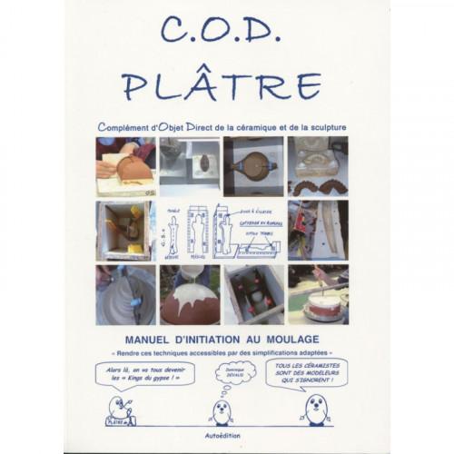 Photo C.O.D PLATRE - MANUEL INITIATION MOULAGE - achat sculpture en ligne avec Cigale et Fourmi