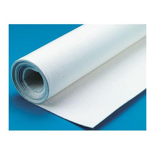 FIBRE POUR VERRE KAOWOOL PAPER 1260°C épaisseur 1mm-le mètre - Fibres, briques, ciment - Cigale et Fourmi