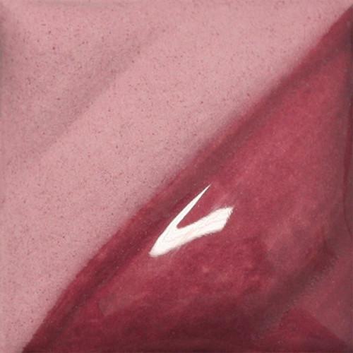 Velvet Rose 472ml Sans plomb - Engobe liquide Velvet - Amaco - Cigale et Fourmi