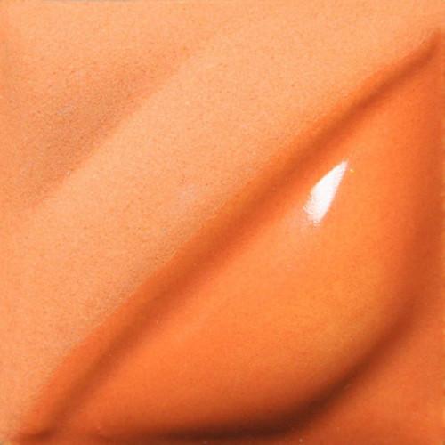 Velvet Orange 472ml Sans plomb - Engobe liquide Velvet - Amaco - Cigale et Fourmi