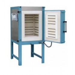 Photo FOUR ROHDE 1300°C KE 150N + TC 304 - 150 LITRES - achat fours-rohde-serie-ke-n en ligne avec Cigale et Fourmi
