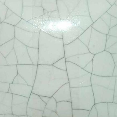 Photo EMAIL BLANC BRILLANT CRAQUELE SP 500G - achat emaux-en-poudre-940c-1020c en ligne avec Cigale et Fourmi