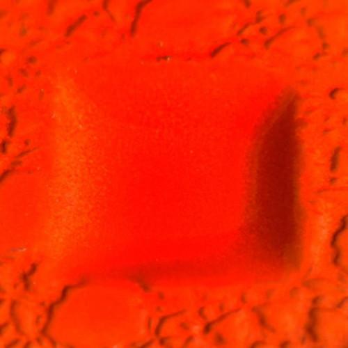 EMAIL ROUGE CADMIUM - 500 G - Émaux faïence en poudre 940°C - 1080°C - Cigale et Fourmi