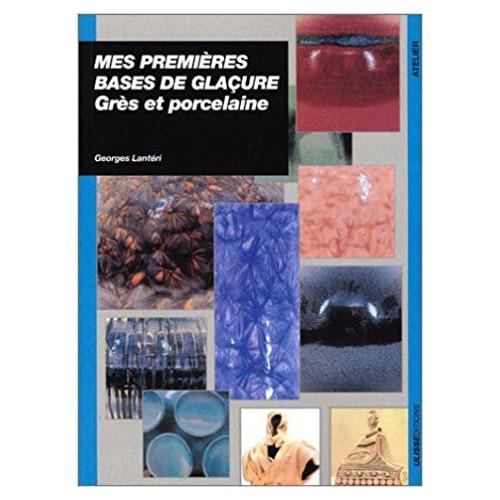 Photo MES PREMIERES BASES DE GLACURES-ULISSE - achat livres-sur-l-email-ceramique en ligne avec Cigale et Fourmi